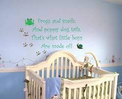 baby boy wall art sayings