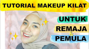 makeup natural sehari hari pemula tutorial makeup buru buru low budget makeup raniekarlina