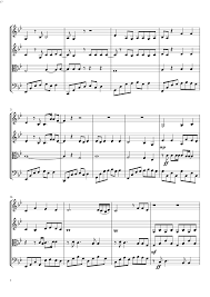 sweater weather piano sheet music sweater weather sheet music for violin viola cello musescore