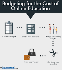 online family budget 5 major tips for budgeting for the cost of online education