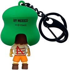 Buy By Mexico Mexican TV Character 3D Keychain, Flexible Colorful Designs  Online in Italy. B089575WML