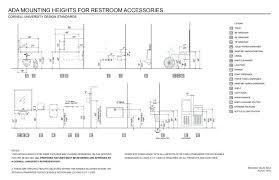 Ada Commercial Bathroom Set Cool Design Ideas