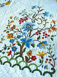 History Of Amish Quilts Center Diamond Amish Quilt - co-nnect.me ... & ... Full Image For Vintage Quilt Tree Of Life Pattern Amish Made Hospital Quilt  Amish Quilts History ... Adamdwight.com