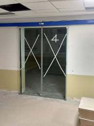 dorma automatic glass sliding door