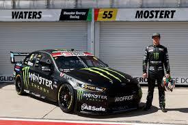 2017 Supercars Championship Drivers \u0026 Team Social Media Guide » Virgin  Australia Test Day