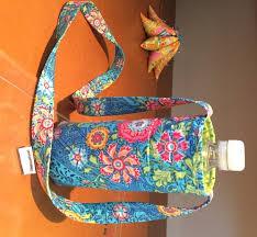 Water bottle holder – Sew Up My Alley & Water Bottle Free sewing tutorial Adamdwight.com