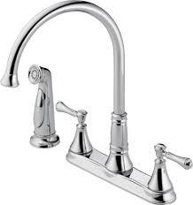 Delta Kitchen Faucet Leaking Delta Kitchen Faucet Spout Leak Repair House Decor