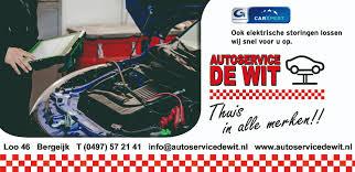 Nieuws Maart 2019 Diagnose Bij Uw Autobedrijf Autoservice De Wit