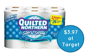 Quilted Northern Coupon | $3.97 at Target :: Southern Savers & quilted northern target giftcard deal Adamdwight.com