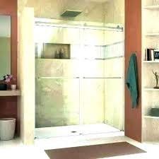 how to clean shower doors hard water stains best way to clean shower doors best way