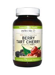 Shop Eclectic Institute <b>Berry Tart Cherry Whole</b> Food Powder Dietary ...