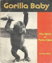 Gorilla Baby: The Story of Patty Cake by Pearl Wolf