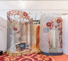 wonderland was the project of viro s collaboration with designer kezia karin and sana living this collaboration was succeeded transform one of corner of