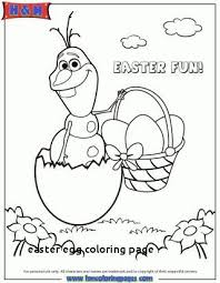 Printable Easter Coloring Pages Or Easter Egg Coloring Page Cute