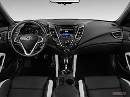 hyundai veloster black interior. 2017 Hyundai Veloster Dashboard In Black Interior