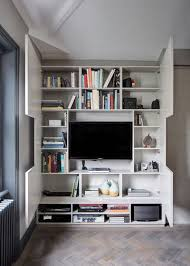 Clever Ideas For Living Room Shelving