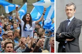 Tom Gordon: Referendum divisions bring home Sturgeon's dilemma |  HeraldScotland