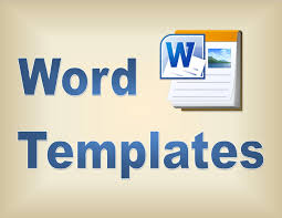 microsoft word temlates making templates in microsoft word youtube
