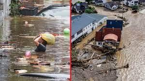 Almanya'da sel felaketi! 58 kişi yaşamını yitirdi, onlarca kişi kayıp -  Haberler