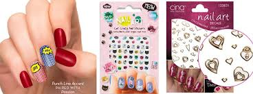 where to nail decals and stickers