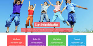 Free Online Template 18 Best Free Education Html Website Templates 2018