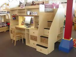 Charming Kids Bunk Beds With Desk Underneath 35 On Home Decoration Ideas  with Kids Bunk Beds With Desk Underneath