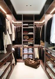 office closet design. LED Strips Is A Great Solution To Light Up Every Shelf Individually. Office Closet Design O