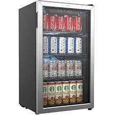 homelabs beverage refrigerator and