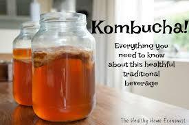 kombucha tea benefits healthy recipe