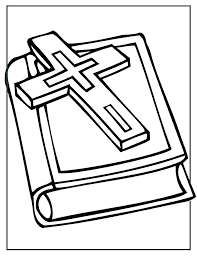 Free Printable Cross Coloring Pages Cross Coloring Pages Cross And