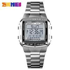 SKMEI Sports Watch <b>Men Digital</b> Watch <b>Electronic Mens Watches</b> ...