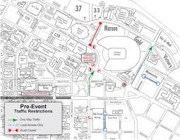gopher football gamedays  parking  transportation services