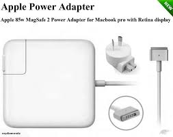 apple 85w magsafe power adapter. apple 85w magsafe power adapter