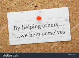 paper help peper help essay help paper a cry for help written in phrase by helping others we help stock photo shutterstock the phrase by helping others we help