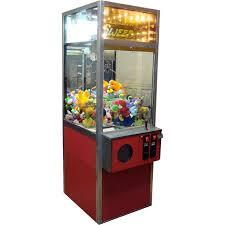 Crane Vending Machines Extraordinary Classy Amusements Vending Dayton Ohio Clean Sweep Bear Claw