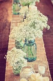 Decorating With Mason Jars And Burlap 100 Breathtaking Spring Wedding Ideas Mason jar burlap Mason jar 29