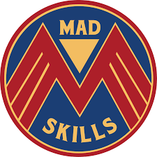 Image result for hire mad skills logo