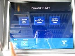 Orca Vending Machine Locations Simple Playing With A Sound Transit Ticket Vending Machine YouTube