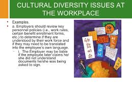 cultural diversity in the workplace co cultural