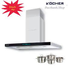 Máy hút mùi Kocher K-225C - Siêu thị Nhà bếp Đức Thành