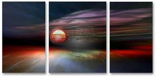 3 piece canvas print.  Print Intended 3 Piece Canvas Print R