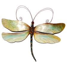 pretty inspiration ideas dragonfly wall decor handmade metal and capiz on free orders over 45 com 8530659