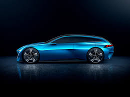 Peugeot Instinct Concept Car Photos Features Business Insider