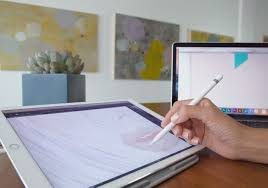 Drawing On Ipad Pro Duet Display For Ipad Gains Pro Drawing Features Macrumors