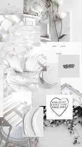 22 white aesthetic wallpapers on