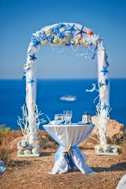Beach Wedding Accessories Decorations Beach Wedding Decorations Wedding Arch Starfish Flowers Beach 37