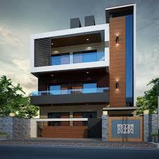 Architect Design Cost Modern House In Gurgaon India Architect Paras Gulia