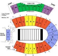 Camp Randall Student Section Seating Chart Mercedes Benz Stadium Online Charts Collection