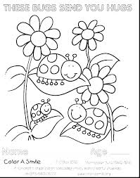 daisy petal coloring page pages girl scout