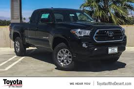 New 2018 Toyota Tacoma SR5 Extended Cab Pickup in Cathedral City ...